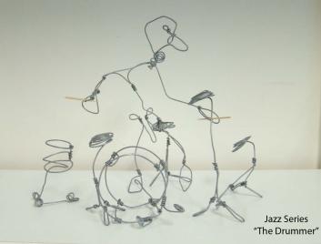 jazz series drummer