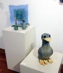 Judith Andre (glass), Su Harvey (sculpture)