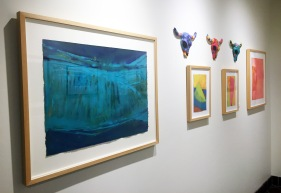 Gallery 9 Published by Meghan Stratman Page Liked · 3 mins · Cathy Patterson (paintings), Carol DeVall (mixed media)