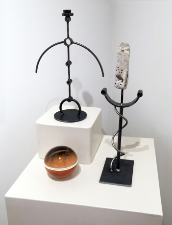 Brook Taylor (sculpture), Willie Sapp (ceramics)