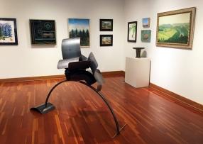 Joshua Ray Smith (sculpture)