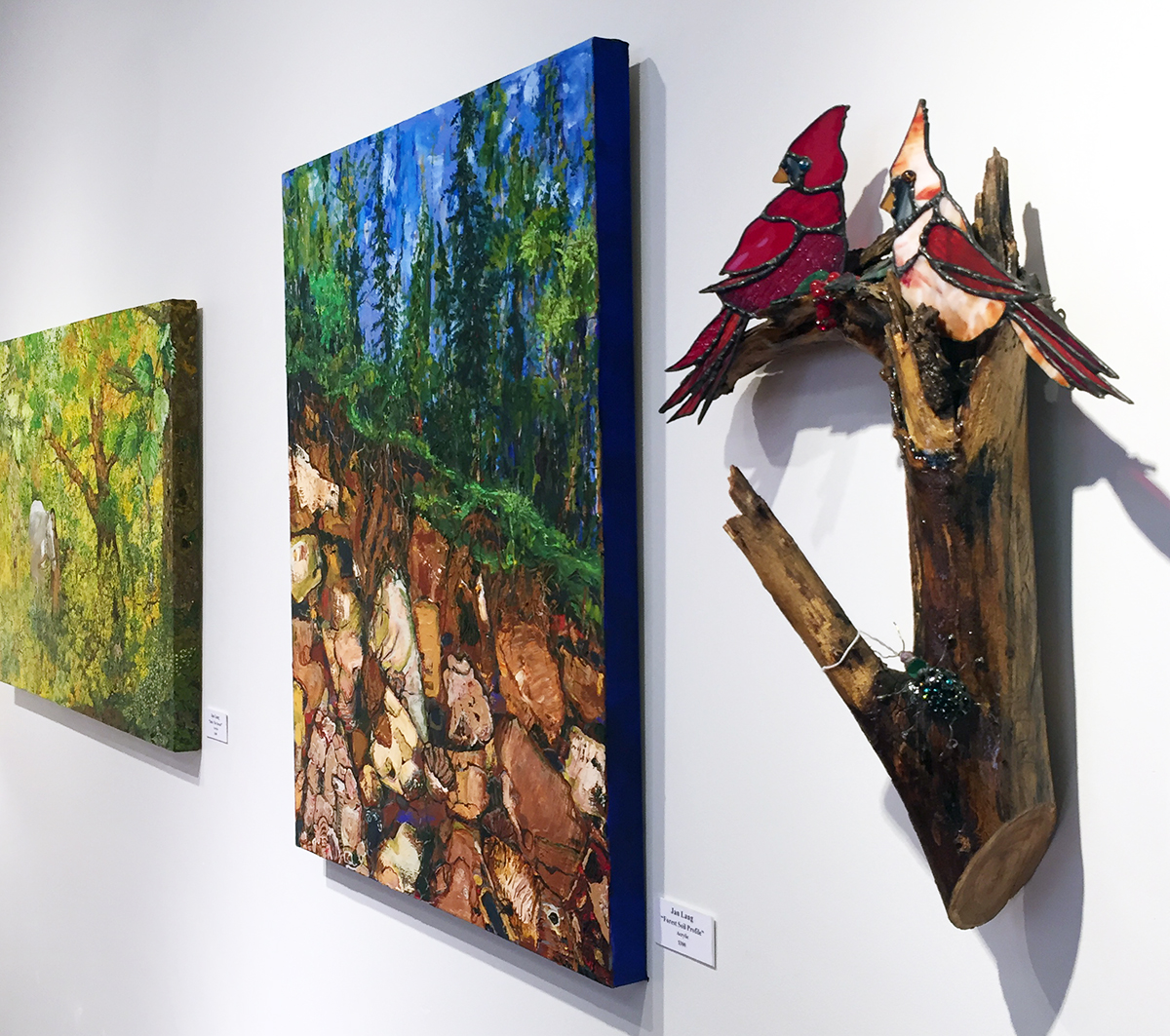 Bonnie Vodehnal Gallery Nine